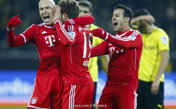 Gotze & Robben Sink The Black and Yellow Submarine – Bundesliga Match Report