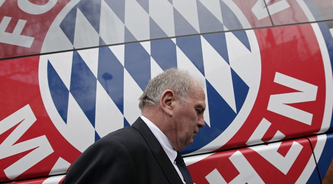 The Most Important Man in The History of FC Bayern München