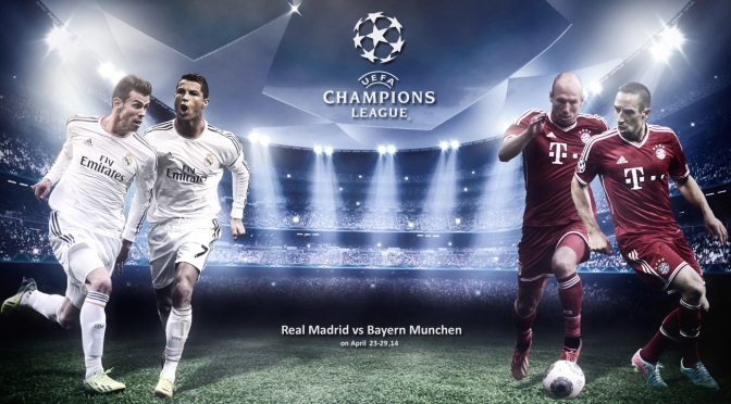 Game of Thrones: Real Madrid vs Bayern Munich – Champions League Semi Final Match Preview