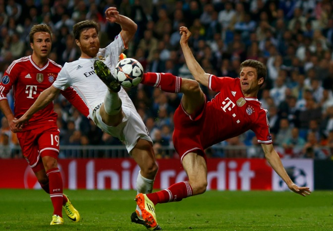 Counter Attack 1:0 Bayern Munich – UEFA Champions League Match Report