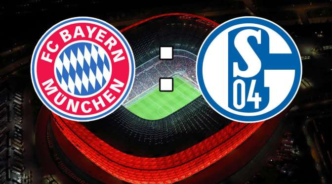 Bundesliga Match Preview: FC Bayern vs Schalke 04