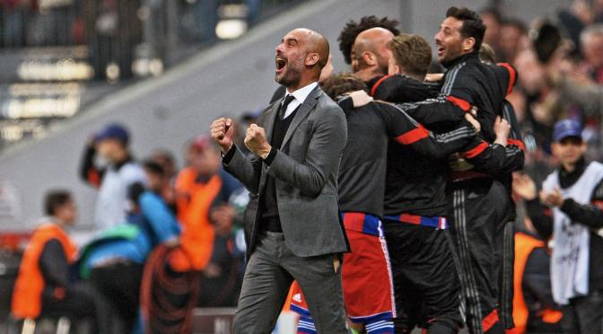 Hungry Bayern will not relax after title win – Guardiola