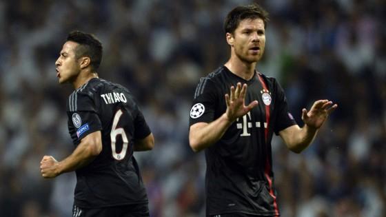 Champions League Quarter Finals 2014/15 1st leg: FC Porto 3-1 FC Bayern München