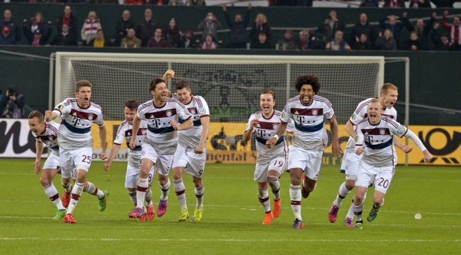 Bayern need penalties to edge past Leverkusen in DFB Pokal quarterfinals