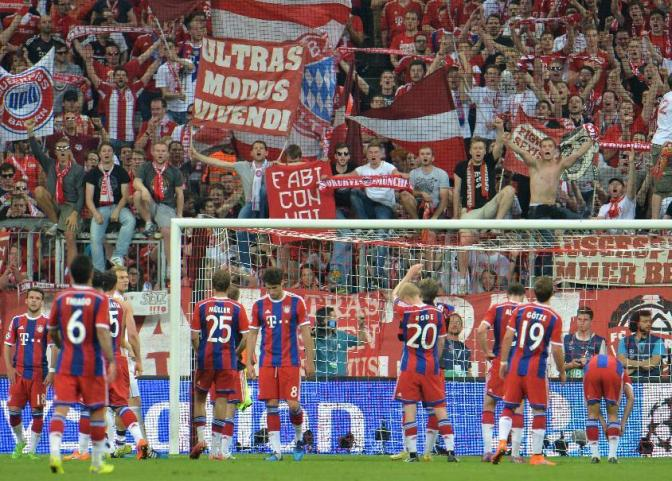 Bayern leaves Champions League with heads held high after beating Barcelona 3-2 in Munich