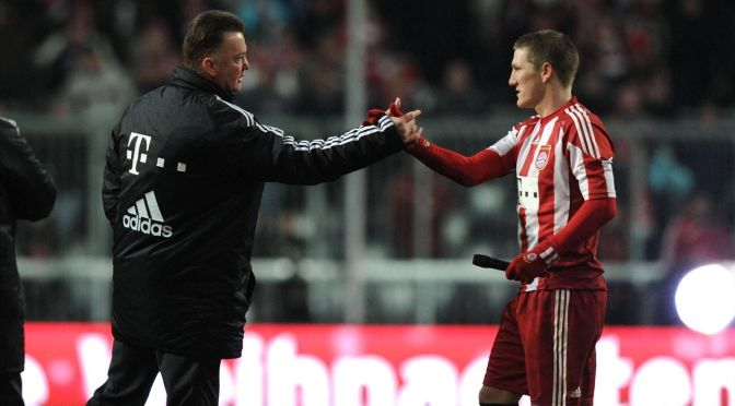 Schweinsteiger to join Louis van Gaal in Manchester United