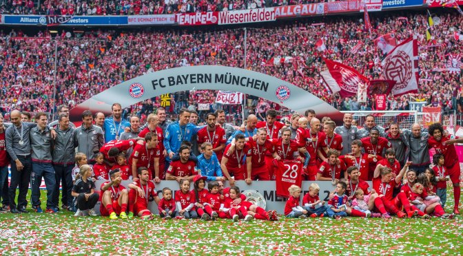 Champions Bayern will come back stronger