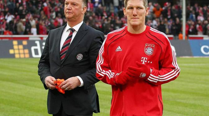 Man Utd officially sign Schweinsteiger from Bayern